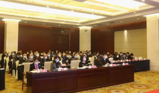 石家庄市人民对外友好协会第二届理事会会议